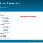 National University NU Honours 3rd Year Result 2021